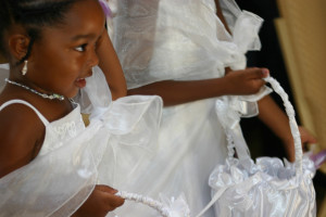 AFRO-INSPIRED WEDDING