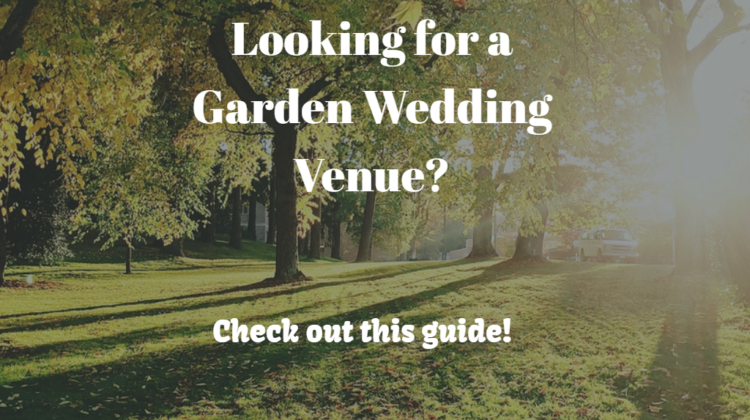 Selecting a Garden Wedding Venue in Windhoek, Namibia– The Only Guide You Need!